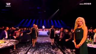 Lukas Graham 7 Years Old Funeral with lyrics Danish Music Awards 2015.mp3