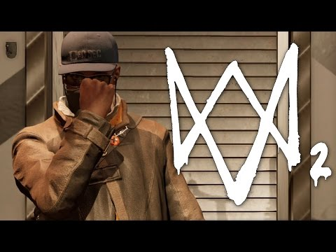 Watch Dogs 2 - Aiden Pearce Easter Egg