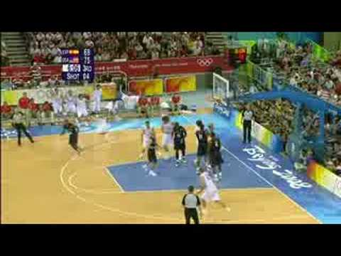 BASKETBALL MEN (ESP VS. USA) - FINAL