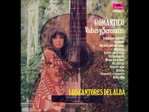 Los Cantores del Alba - ROMANTICICO (Valses y Serenatas) Vol II   (1970)
