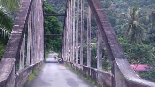 Misteri Deras nya air Jembatan Air terjun Sigura-gura