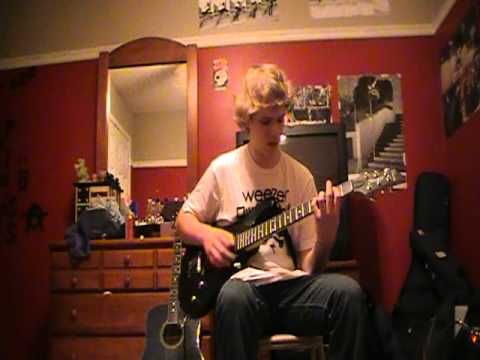 We The Kings Check Yes Juliet guitar cover - YouTube