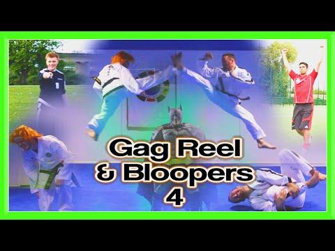 Gag Reel & Bloopers 4 (Ginger Ninja Trickster)