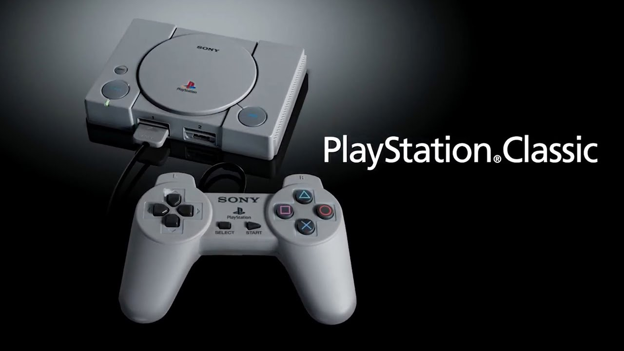 PlayStation Classic - Official Reveal Trailer