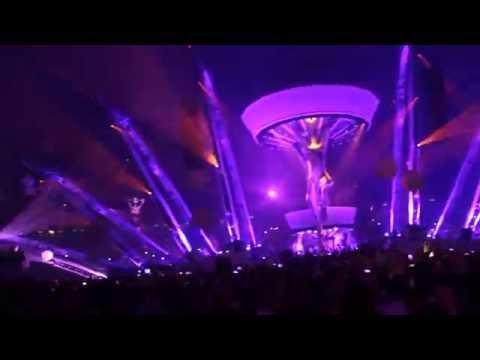 Intro Martin Garrix  - Sensation 'Welcome to the Pleasuredome' Amsterdam