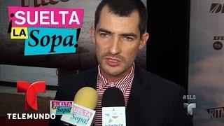 Suelta La Sopa | Manuel Balbi habla del profesionalismo de Rafael Amaya | Entretenimiento