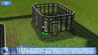 The Sims 3 | You Build a House Season 2-3: Greenhouse and Garden