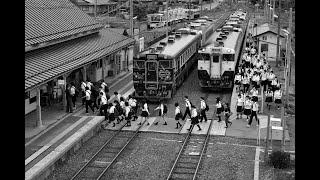 180615 会津坂下駅 422D&423D、424D&425D