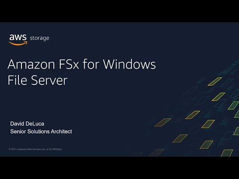 Launch Fully Managed Windows Cloud File Storage in Minutes