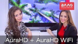 Видео-обзор медиаплееров Aura HD и Aura HD WiFi