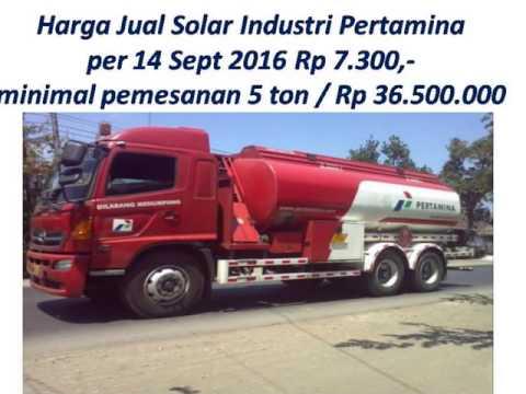 Kami Menjual Solar Industri Pertamina Hb. 082143346988