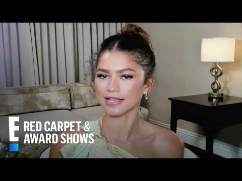 "Zendaya Gushes Over the ""Spider-Man"" Franchise   E! Red Carpet & Award Shows"