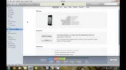 How to Downgrade Any iOS Firmware