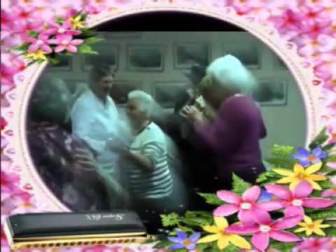Voulez-vous danser Grand-Mère - Valse - Harmonica chromatique