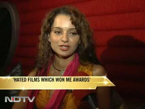 I hated the films which won me awards: Kangna Mp3