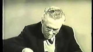 THE THIRD MAN   1962   Michael Rennie, Jonathan Harris   Happy Birthday