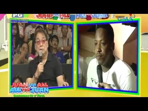 MAGUGULAT ka sa UGALI ng FOREIGNER, Jose BINASTOS ang LOLA - Eat Bulaga THROWBACK | EB Sugod Bahay