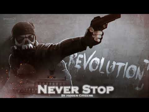 EPIC HIP HOP | ''Never Stop'' by Hidden Citizens (ft. Jung Youth)