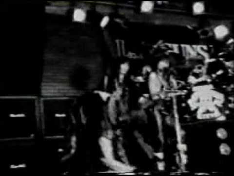L A GUNS - SEX ACTION (1988)