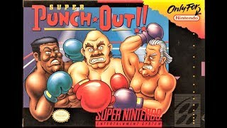 (EPISODE 1,535) RETRO GAMING: LET'S PLAY SUPER PUNCH-OUT! ! (SNES) SUPER NINTENDO  1994