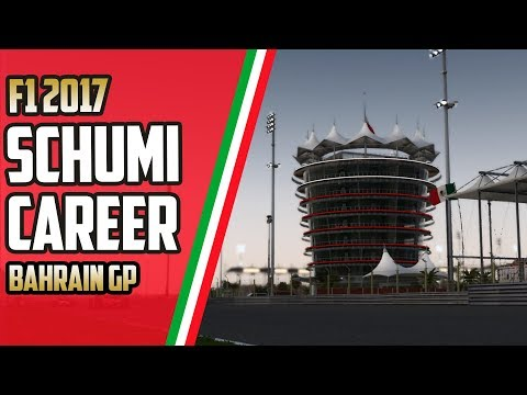F1 2017: Schumi Career Part 3 - RACE OF THE SEASON CONTENDER!