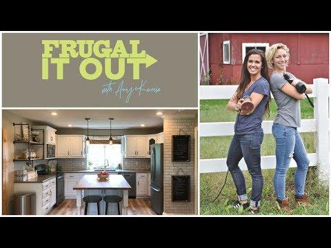 $400 DIY Kitchen Remodel