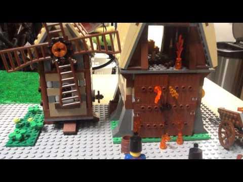 Lego Revolution Lexington & concord