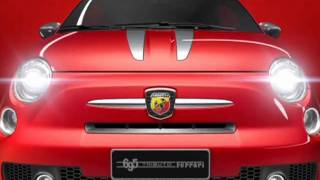 Abarth 695 Tributo Ferrari 2011 Videos