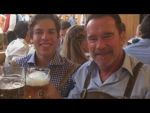 Arnold Schwarzenegger Declares His Love for Son Who He Had With Housekeeper