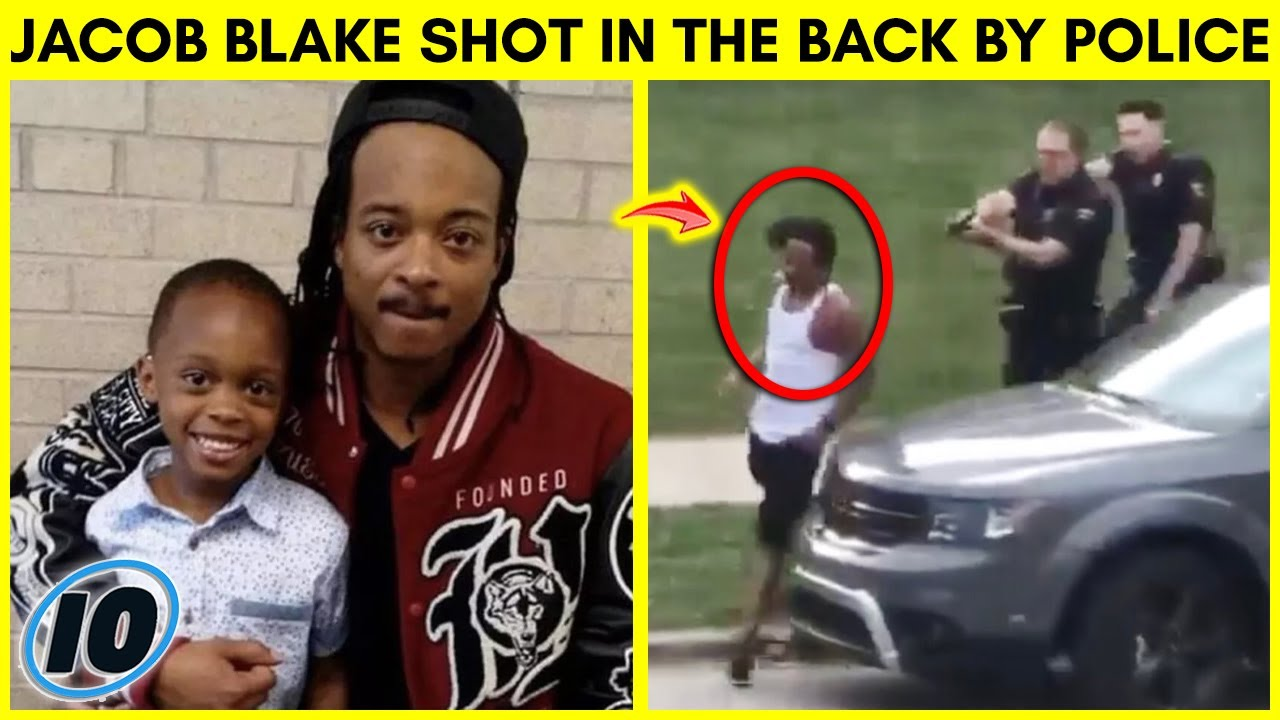 Black Man Shot In The Back 7 Times By Police Somehow Survives  #JusticeForJacob