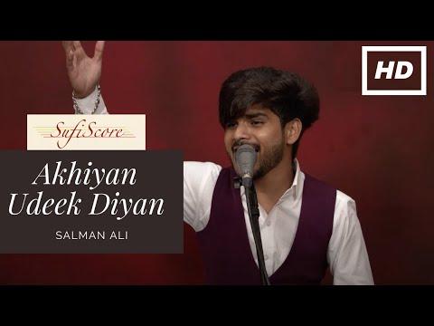 Akhiyan Udeek Diyan   Salman Ali   Nusrat Fateh Ali Khan   Latest Hindi Love - Romantic Songs 2020
