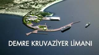 Antalya Dünya kruvaziyer ağının vazgeçilmezi olacak.