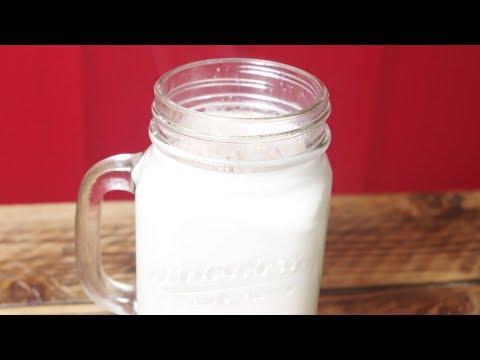 Make a Comforting Mug of Hot Vanilla Milk & Honey - Recipe Video