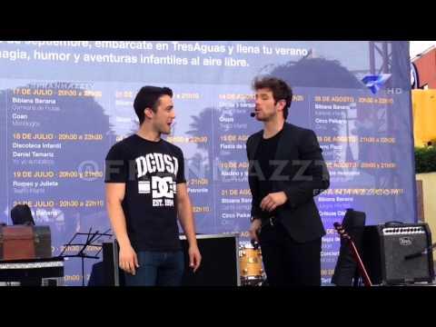 Alex Navarro | Magia y Humor! 1P @TresAguas 3/7/15 | @FranMazzTV Exclusivo