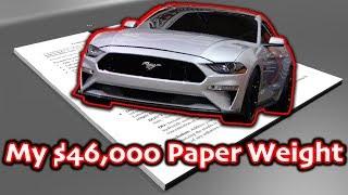 2018 Mustang GT - Whipple, E85, and Piston Slap