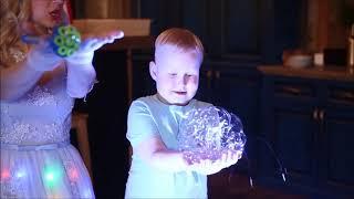 """Шоу мыльных пузырей """"Оля-ля!"""" на детский праздник!"""