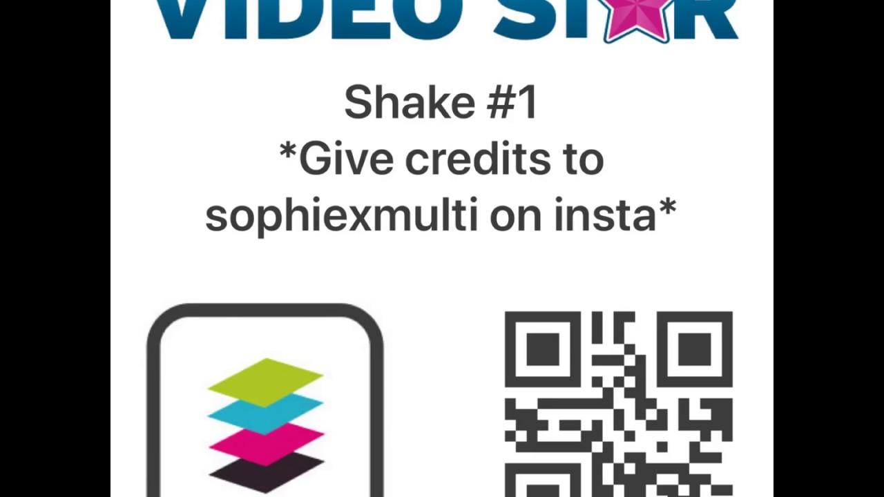 shakes video star