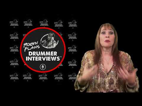 Welcome to Robyn Flans Drummer Interviews!