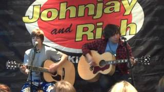 Justin Bieber on Johnjay and Rich - Down to Earth Acoustic