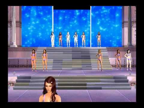 Miss Sim Universe 2011 [Top 10 Announcement]