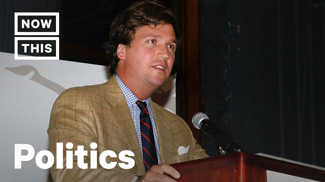 Tucker Carlson Makes Racist Comments in Newly Unearthed Audio   NowThis