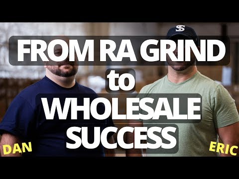 Amazon FBA Wholesale w/ Dan & Eric | Transitioning from RA Tips!