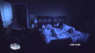 Paranormal Activity: Teaserfreie Zone