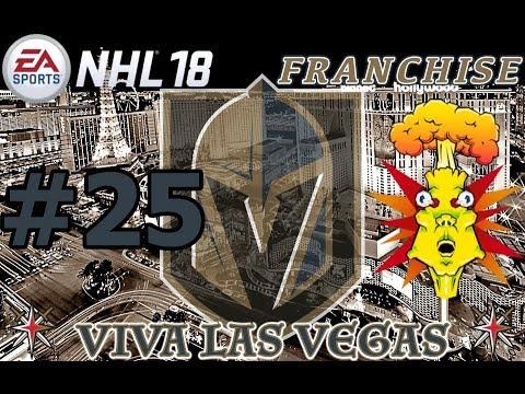 NHL 18: Vegas Golden Knights Franchise #25 'BLOCKBUSTER TRADES'