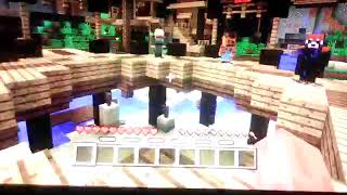 Minecraft Battle Part 1 of 4