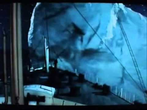 Titanic iceberg collision 14th April 1912  YouTube