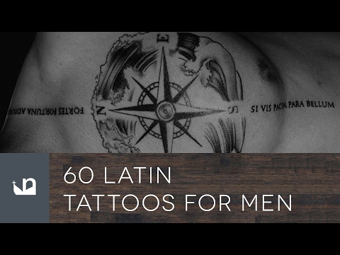 60 Latin Tattoos Tattoos For Men