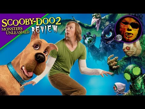 """Dr. Wolfula - """"Scooby-Doo 2: Monsters Unleashed"""" Review"""