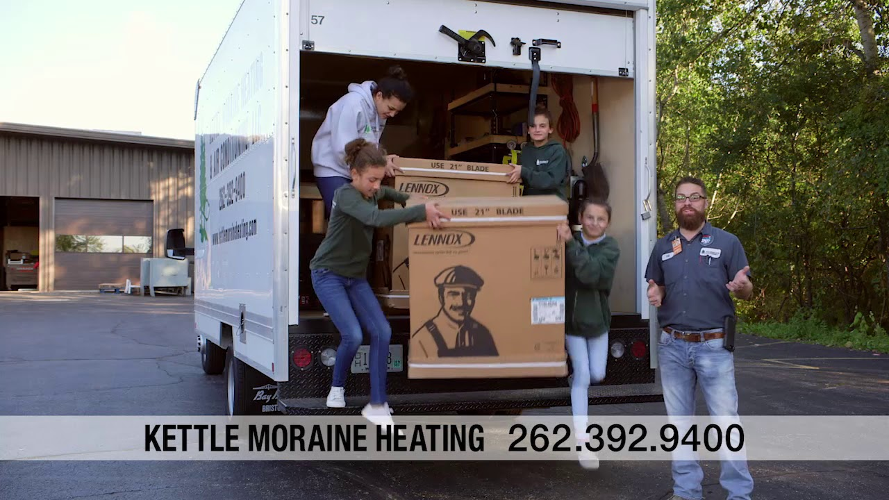 Kettle Moraine Heating Air Conditioning Furnace Special Youtube
