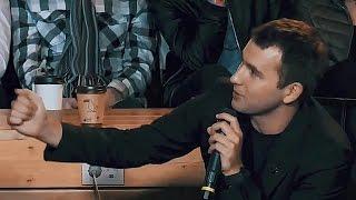 ЖЕСТКИЙ РАЗБОР с Дашкиевым. Ниша: Создание сайтов | Бизнес Молодость